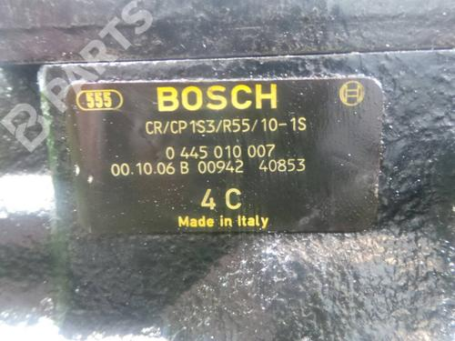 0445010007 Bomba injectora DOBLO MPV (119_, 223_) 1.9 JTD (105 hp) [2003-2021]  150636
