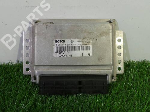 0281 010 335 Calculateur moteur (ecu) 156 (932_) 1.9 JTD (932B2) (105 hp) [1997-2000] AR 32302 882216