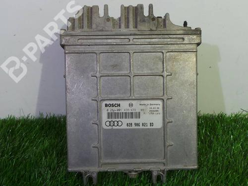 0281 001 438/439 Calculateur moteur (ecu) A4 (8D2, B5) 1.9 TDI (90 hp) [1995-2000] AHU 888312