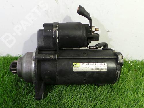 02A 911 024 B Startmotor A3 (8L1) 1.9 TDI (90 hp) [1996-2001] ALH 1097354