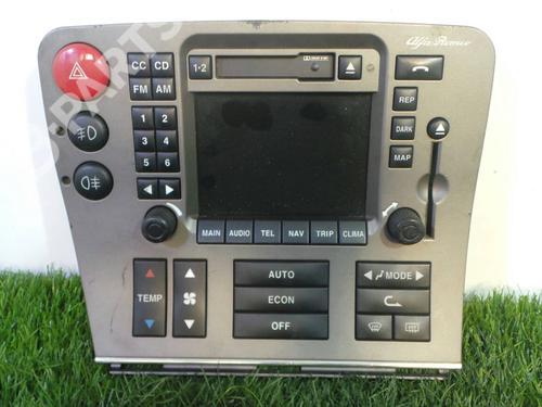 656 110 7651 M Autoradio 156 (932_) 1.6 16V T.SPARK (932A4) (112 hp) [1997-2005] AR 32102 1429029