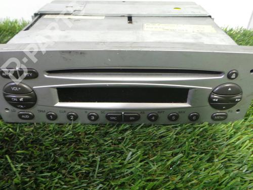 7640 378 316;  Autoradio 156 (932_) 2.4 JTD (932AXF00) (175 hp) [2003-2005] 841 G.000 1582183