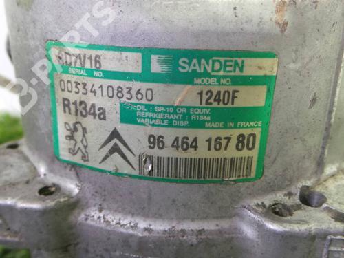 AC Kompressor CITROËN XSARA (N1) 2.0 HDi 109 1240F 5740764