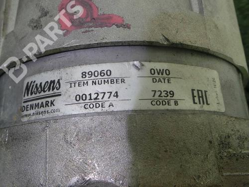 AC Kompressor CITROËN XANTIA (X2) 1.9 Turbo D 7239 | 7239 | 89060 | 5741930