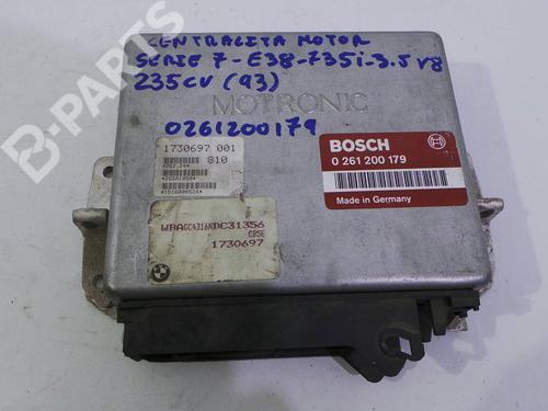 0261200179 Centralina do motor 7 (E38) 735 i, iL (235 hp) [1996-1998] M62 B35 (358S1) 1915556