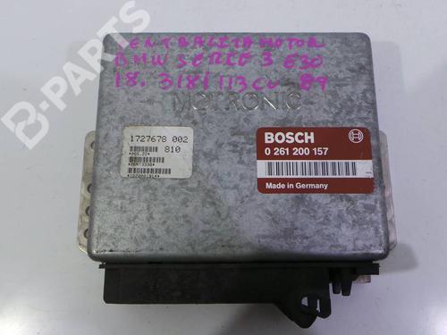 0261200157 Centralina do motor 3 (E30) 318 i (113 hp) [1987-1991] M40 B18 (184E1) 1960903