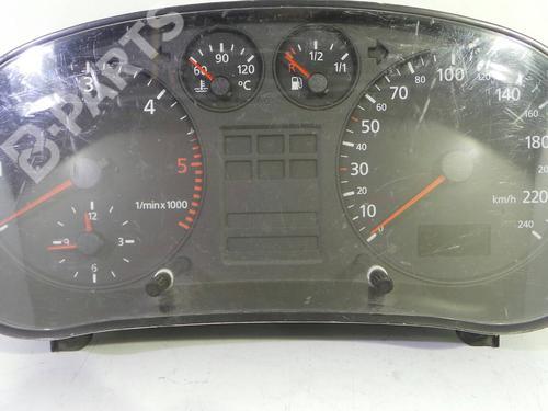 8L0919860D Kombiinstrument A3 (8L1) 1.9 TDI (90 hp) [1996-2001]  2230737