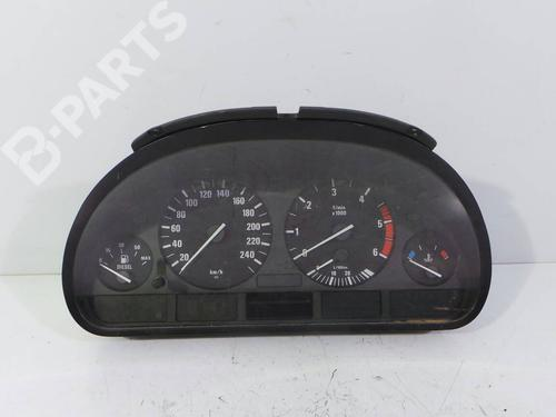 62116907018 Quadrante 5 (E39) 530 d (193 hp) [1998-2003] M57 D30 (306D1) 2595878