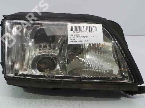 Lyskaster høyre A6 (4A2, C4) 2.5 TDI (140 hp) [1994-1997] AEL 4068397