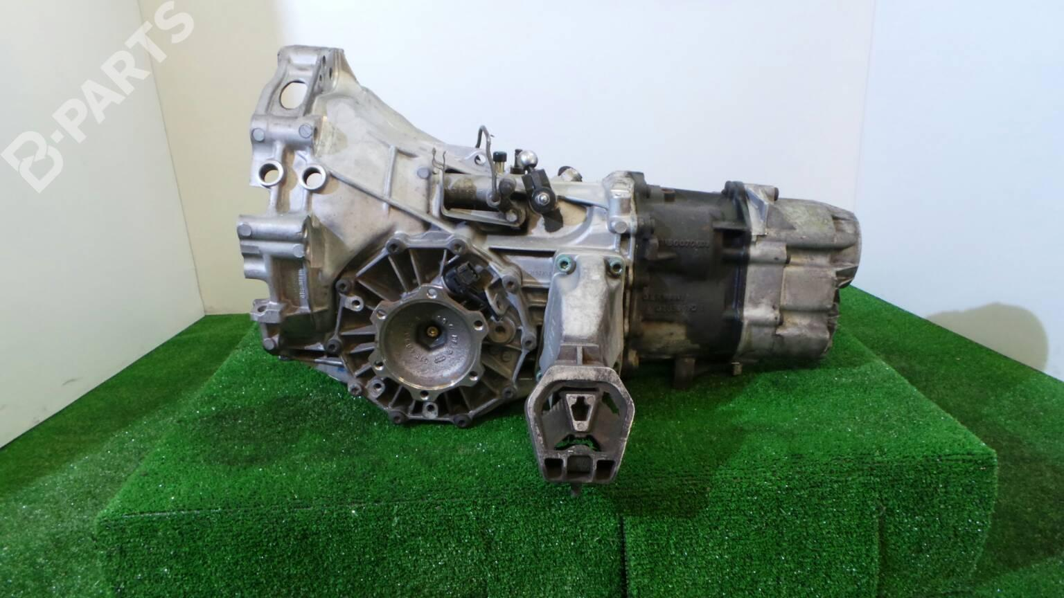 Manual gearbox audi a6 (4a2, c4) 2. 5 tdi cvl | b-parts.