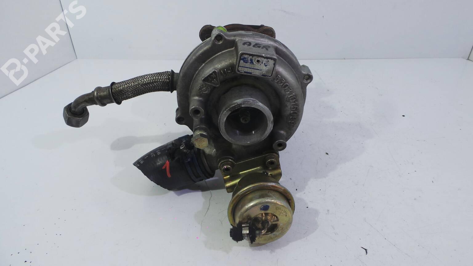 Turbolader SKODA OCTAVIA 1.9 TDI 1U2