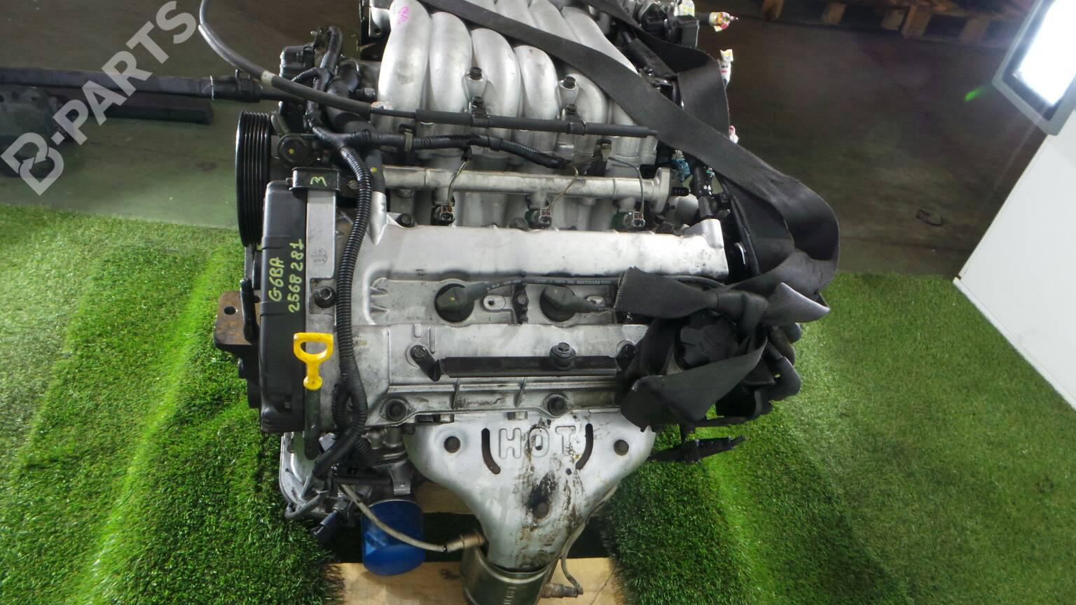 engine hyundai santa fe i sm 2 7 v6 4x4 b parts engine