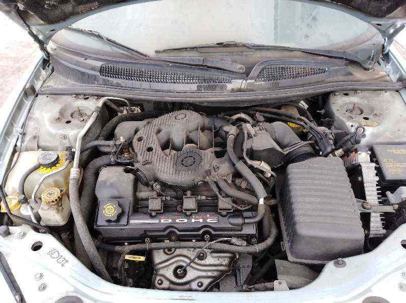 front bumper chrysler sebring convertible jr 2 7 v6 24v b parts b parts