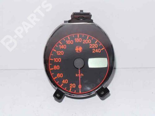 60664231 - 6160349930 | CUENTA KM | Compteur de vitesse 156 (932_) 1.6 16V T.SPARK (932.A4, 932.A4100) (120 hp) [1997-2005]  5706803