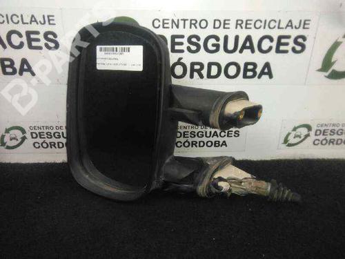 01-10 - MANUAL | NEGRO | Retrovisor esquerdo DOBLO MPV (119_, 223_) 1.3 D Multijet (84 hp) [2005-2021]  5846613