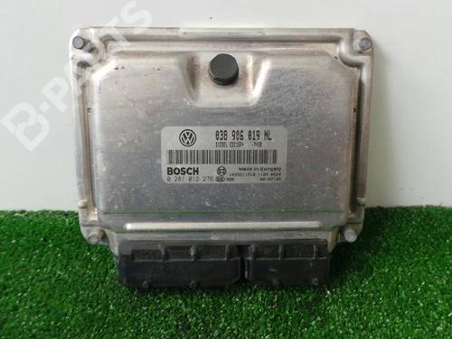 0281012276 - 038906019NL - EDC15P+ | EDC15P+ | BOSCH | Calculateur moteur (ecu) IBIZA III (6L1) 1.9 TDI (100 hp) [2002-2009] AXR 7005839