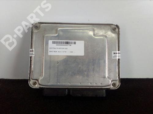 038906019HQ - 0281010957 | EDC15P+ | Centralina do motor IBIZA III (6L1) 1.9 TDI (100 hp) [2002-2009] ATD 7033809