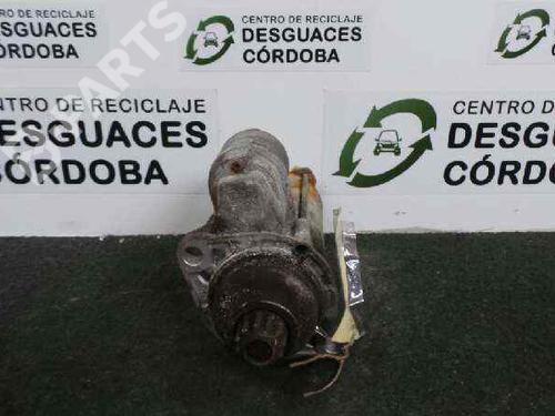 02A911024B - D7RS30 | VALEO | 11.DIENTES | Motor de arranque IBIZA III (6L1) 1.9 TDI (100 hp) [2002-2009] ATD 5710522