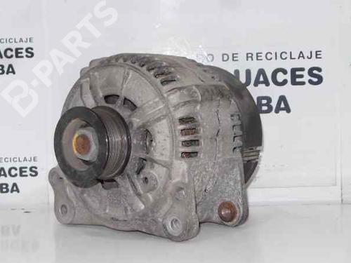 0123510106 | BOSCH - 115.A | POLI V | Alternador VOYAGER / GRAND VOYAGER III (GS) 2.5 TD (116 hp) [1995-2001]  5739446