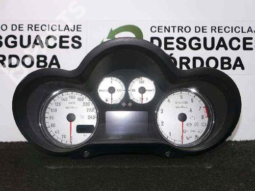 110080304075 - 156071280   VDO   Compteur de vitesse 147 (937_) 1.6 16V T.SPARK (937.AXA1A, 937.AXB1A, 937.BXB1A) (120 hp) [2001-2010]  5715536