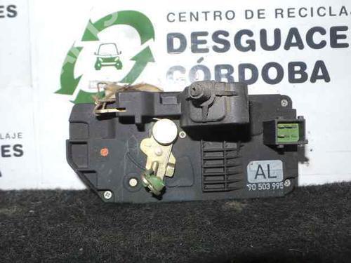 90503995 | VECTRA.B - 4.PUERTAS-  ELECTRICA | 3.PINES | Venstre bak lås VECTRA B (J96) 2.2 DTI 16V (F19) (120 hp) [2000-2002]  5710827