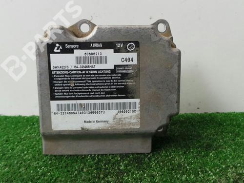 5WK43278 - 04321468NAT | Calculateur Airbags 156 (932_) 1.9 JTD (932B2) (105 hp) [1997-2000]  7279852