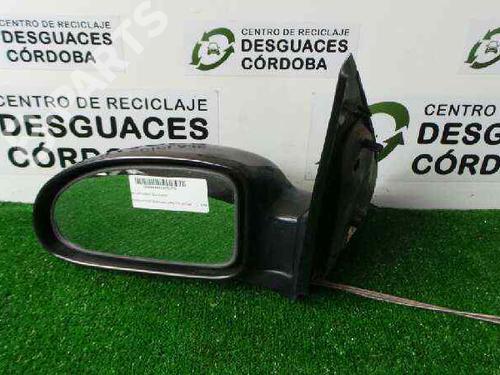 98AB17683BP | MANUAL | NEGRO | Left Door Mirror FOCUS (DAW, DBW) 1.6 16V (100 hp) [1998-2004] FYDA 5836123