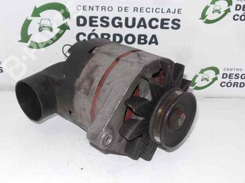 CA894IR   VALEO - 80.A   POLEA.TRAPEZOIDAL   Lichtmaschine 5 (E34) 524 td (115 hp) [1988-1991]  5740171