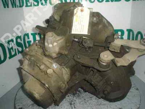 F17W355 | 139841 - 5 VELOCIDADES | MANUAL - BOMBIN HIDRAULICO | Manuell girkasse CORSA C (X01) 1.7 DTI (F08, F68) (75 hp) [2000-2009]  5684728