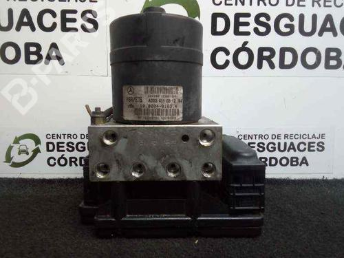 A0034310312 - 10020401634 - A0034310312 - 10099013272 | ATE | ABS C-CLASS (W202) C 250 Turbo-D (202.128) (150 hp) [1995-2000] OM 605.960 5717582