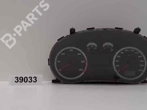 6K0920801F | 39033 | X | Quadrante IBIZA II (6K1)   5761593