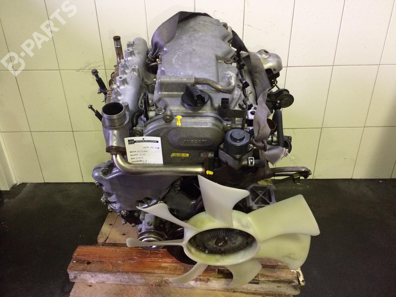 Engine Nissan Navara D22 2 5 D 4x4 B Parts