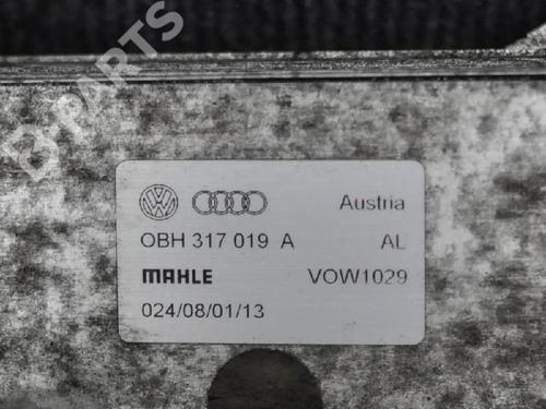 AUDI: 0BH317019A Oljekjøler Q3 (8UB, 8UG) 2.0 TDI quattro (150 hp) [2014-2018]  6726585