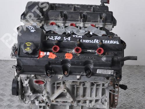 Motor CHRYSLER SEBRING (JR) 2.7 V6 24V EER 190253