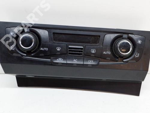 AUDI: 8T2820043AF , A2C53345978, A2C53378042 Mando climatizador A5 (8T3) 2.0 TFSI (180 hp) [2008-2012]  7732930