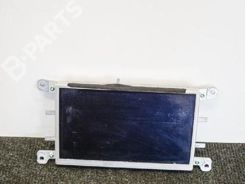 AUDI: 8T0919603F Display A5 (8T3) 3.0 TDI quattro (240 hp) [2007-2012]  6749653