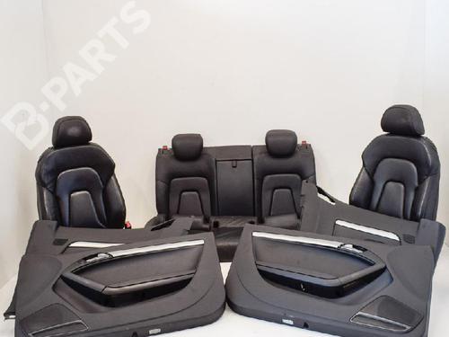 AUDI: 8T0885875D Sæde sæt A5 (8T3) 3.0 TDI quattro (240 hp) [2007-2012]  6752377