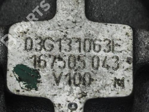 Egr AUDI A3 (8P1) 1.9 TDI AUDI: 03G131063E 36453172