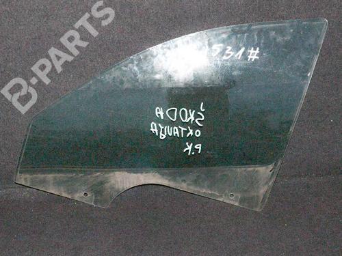 SKODA: AS2 Dørrute ventre foran OCTAVIA II (1Z3) 2.0 TDI 16V (140 hp) [2004-2013]  6721708