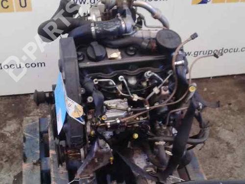 Engine 1Z AUDI, 80 Avant (8C5, B4) 1.9 TDI (90hp), 1992-1993-1994-1995-1996 12711184