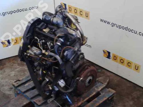 Engine 1Z AUDI, 80 Avant (8C5, B4) 1.9 TDI (90hp), 1992-1993-1994-1995-1996 12711183