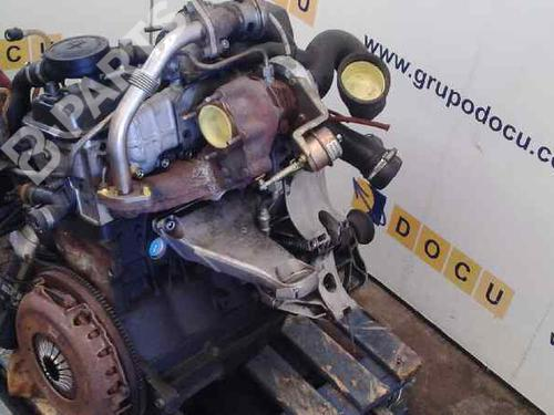 Engine 1Z AUDI, 80 Avant (8C5, B4) 1.9 TDI (90hp), 1992-1993-1994-1995-1996 12711186