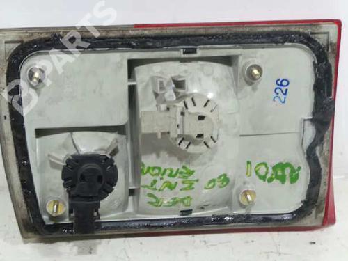 Right Taillight  AUDI, 80 (8C2, B4) 2.0 E (115hp), 1991-1992-1993-1994 12713775