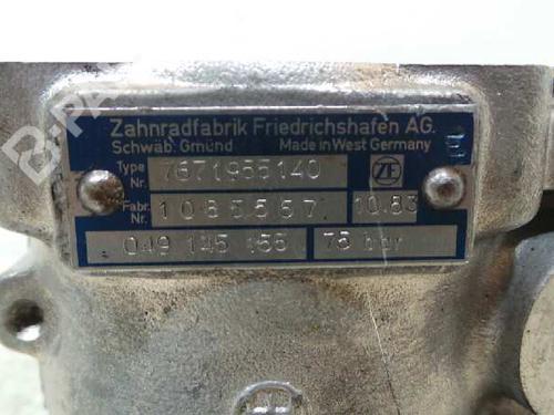 Steering Pump 04914515519508 AUDI, 80 (81, 85, B2) 1.6 TD (70hp), 1981-1982-1983-1984-1985-1986 12712973