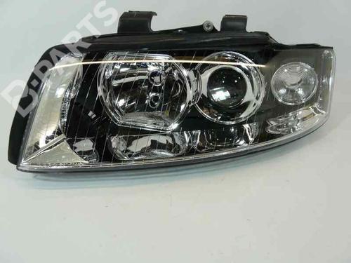 Left Headlight 8E0941029C11120701 AUDI, A4 Avant (8ED, B7) 2.0 TDI 16V (140hp), 2004-2005-2006-2007-2008 12717856