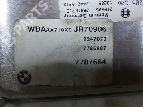 Centralina do motor BMW 3 Touring (E46) 320 d 7786887 | 0281010205 | 13778074