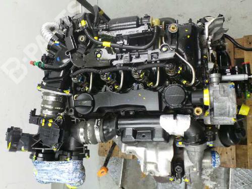 Motor CITROËN XSARA PICASSO (N68) 1.6 HDi 9HZ 6314098