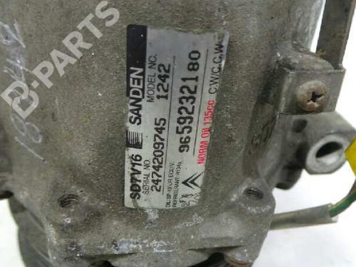 AC Kompressor CITROËN XSARA PICASSO (N68) 1.6 HDi 9659232180   9659232180   7143259