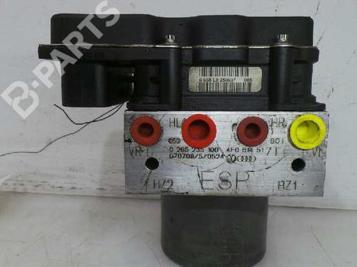 4F0910517 | 4F0910517 | ABS Bremseaggregat A6 (4F2, C6) 2.7 TDI (180 hp) [2004-2008] BPP 2271424