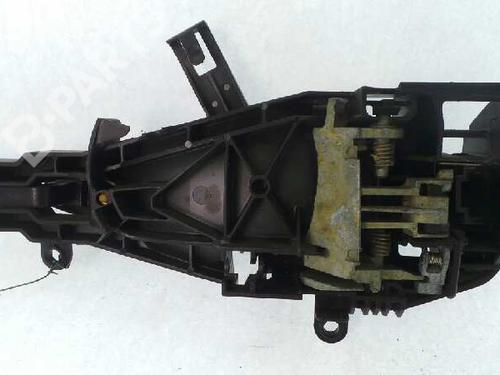 Puxador exterior trás direito BMW 3 (E90) 318 d 51210445182 | 51210445182 | 17389080